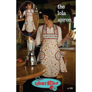 Sew Liberated Sewing Patterns - Lola (and Lolita) Apron Pattern