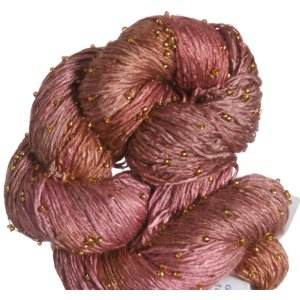 Artyarns Beaded Silk Light Yarn - H10 w/Gold