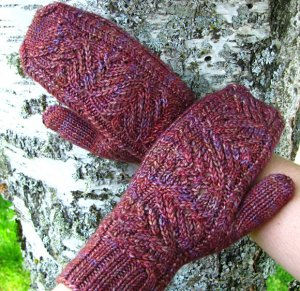 Madelinetosh Tosh Sport Portlander Mitts Kit - Hats and Gloves
