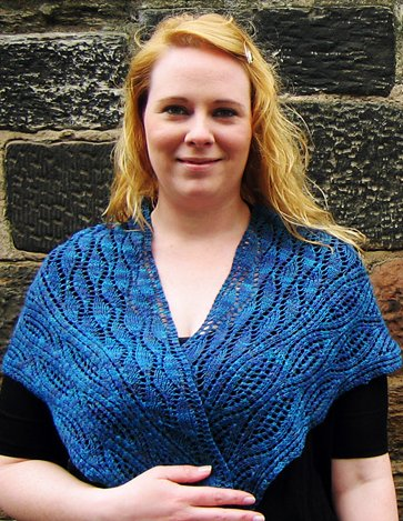 Dream in Color Smooshy Estuary Shawl Kit - Scarf and Shawls