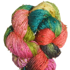 Artyarns Beaded Silk Light Yarn - '13 Mother's Day Bouquet - Wildflowers