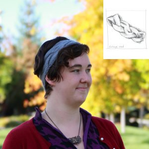 Erika Knight Patterns - Cable Headband Pattern
