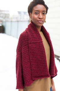 Brooklyn Tweed Patterns - Stowe Pattern
