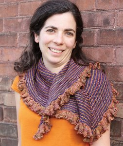 Nelkin Designs Patterns - Selata Shawl Pattern
