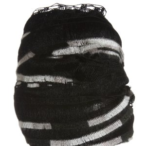 Plymouth Joy Rainbow Yarn - 16 Black, Black Multi