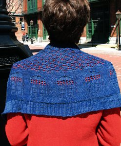 Lorna's Laces Solemate Bigger on the Inside Shawl Kit - Scarf and Shawls