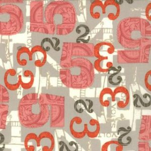 Julie Comstock 2wenty Thr3e Fabric - Five - Pavement (37052 13)