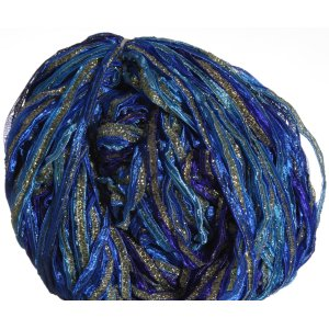 Louisa Harding Sari Ribbon Yarn - 15 Sailor