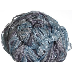 Louisa Harding Sari Ribbon Yarn - 18 Silver