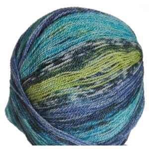 Fibra Natura Whisper Lace Yarn - 202 Ocean Torrent