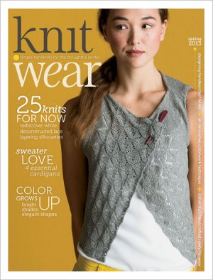 Knit.Wear - '13 Spring (Discontinued)