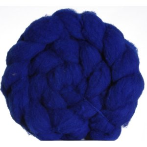 Imperial Yarn Sliver Roving Yarn - Cobalt Blue