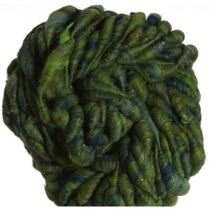 Knit Collage Pixie Dust Yarn - Amazon Moss
