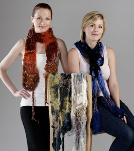 Trendsetter Orbit Scarves Kit - Scarf and Shawls