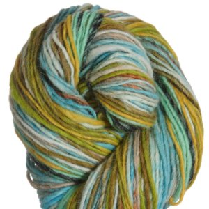 Noro Shiraito Yarn - 21 Olive, Turquoise, Orange, Black, Mint