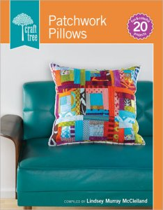 Craft Tree Books - Patchwork Pillows