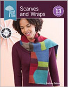 Craft Tree Books - Scarves And Wraps