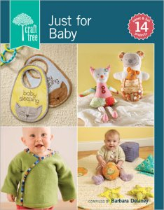 Craft Tree Books - Just For Baby