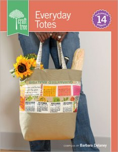 Craft Tree Books - Everyday Totes