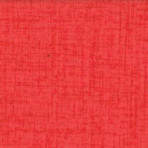 Urban Chiks Boho Fabric - Basic - Scarlet (31090 11)