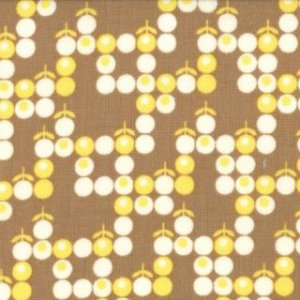 Urban Chiks Boho Fabric - Gypsy Garden - Earth (31093 16)