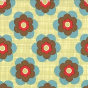Urban Chiks Boho Fabric - Wild Child - Meadow (31095 17)