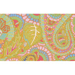 Kaffe Fassett Belle Epoch Fabric - Grey