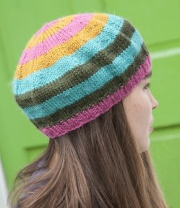 Classic Elite Colors by Kristen Ziggy Hat Kit - Hats and Gloves