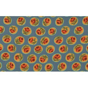 Kaffe Fassett Surrey Fabric - Grey