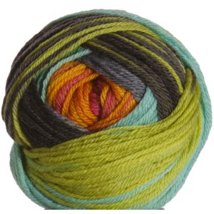 Classic Elite Liberty Wool Print Yarn - 7826 Fruit Flavored