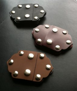 Jul Venetian Hinge - Chocolate