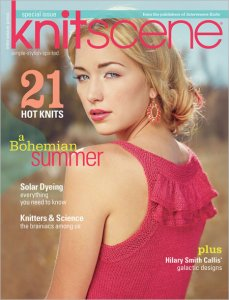 Knitscene Magazine - '13 Summer