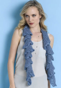 S. Charles Collezione Celeste Pippa Scarf Kit - Scarf and Shawls