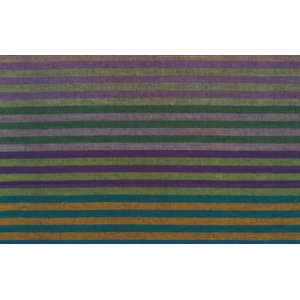 Kaffe Fassett Woven Stripe Fabric - Caterpillar Stripe - Dark
