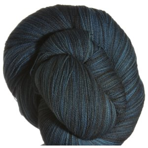 Fyberspates Faery Lace Yarn - Midnight Blue