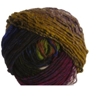 Noro Hitsuji Yarn - 12 Black, Peach, Kiwi