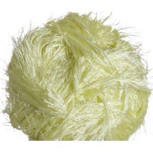 Sirdar Funky Fur Yarn - 513 - Lemon