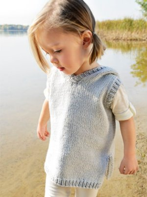 Blue Sky Fibers Baby & Children Patterns - Cameron Hoodie Pattern
