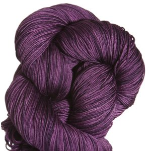 Fyberspates Pure Silk Lace Yarn - Midnight Plum