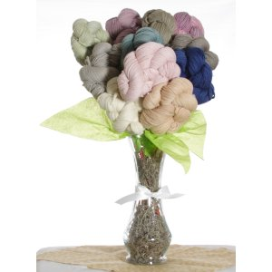 Jimmy Beans Wool Koigu Yarn Bouquets - Malabrigo Full Dos Bouquet