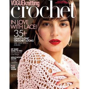 Vogue Knitting International Magazine - '13 Crochet Special Edition