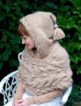 Rowan Big Wool Woodland Hoodlet Kit