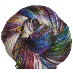 All For Love Of Yarn Opulence Fingering Yarn - Kona Pop