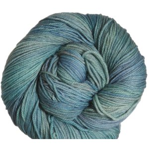 All For Love Of Yarn Opulence Fingering Yarn - Oceania