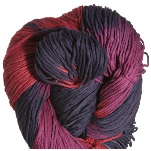 Euro Baby Cuddly Cotton Yarn - 109 Red, Purple, Pink