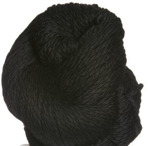 Cascade 128 Superwash - Mill Ends Yarn - 815 - Black