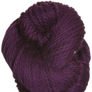 Cascade 128 Superwash - Mill Ends Yarn - 1965 - Dark Plum