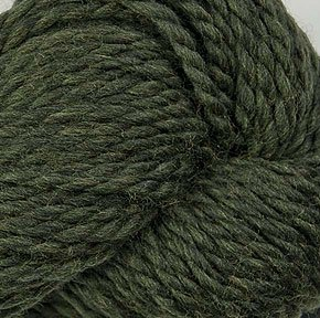 Cascade 128 Superwash - Mill Ends Yarn - 865 - Olive Heather