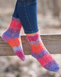 Classic Elite Liberty Wool Light Sockulent Kit - Socks