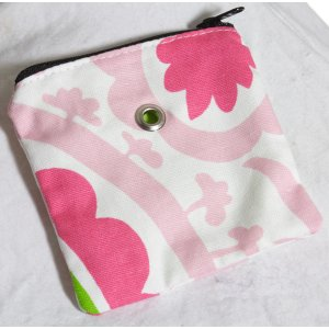 Top Shelf Totes Yarn Pop - Mini - Green & Pink Swirl